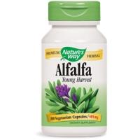 Alfalfa Leaves 405mg 100's