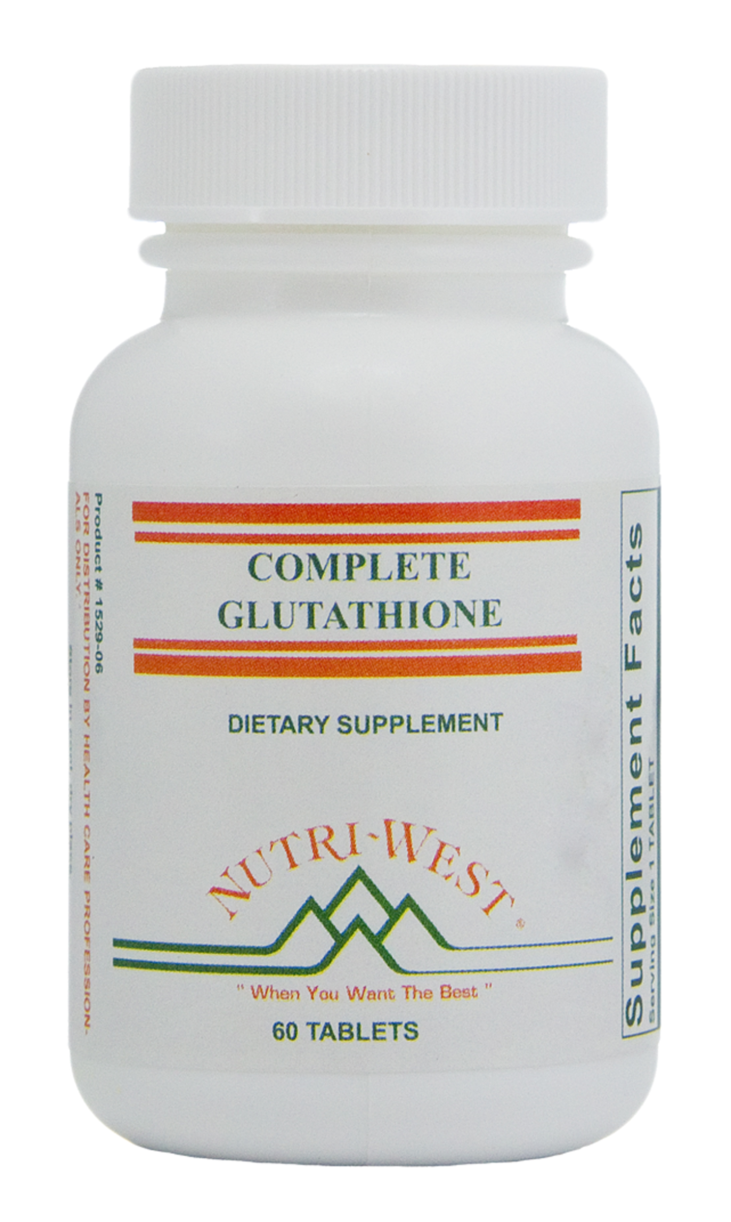 Complete Glutathione 60's
