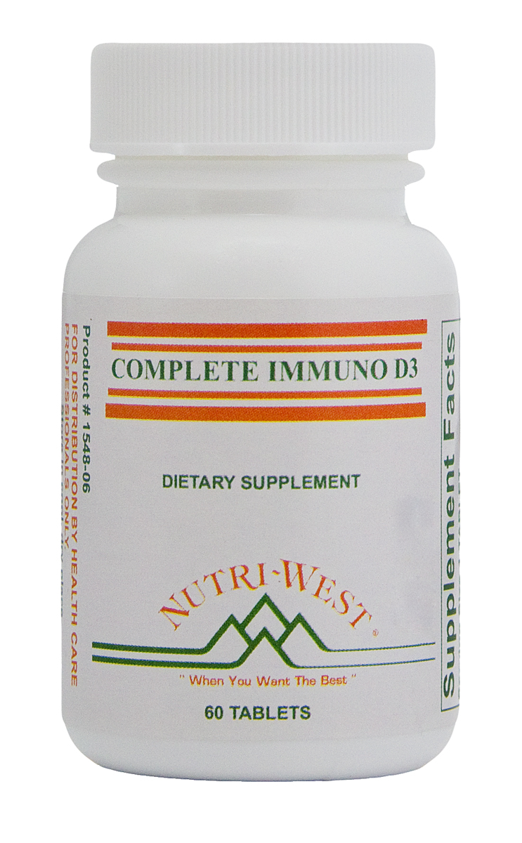 Complete Immuno D3 60's