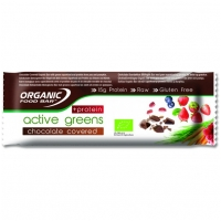 Active Greens Chocolate Covered + Protein 68g (Currently Unavailable)