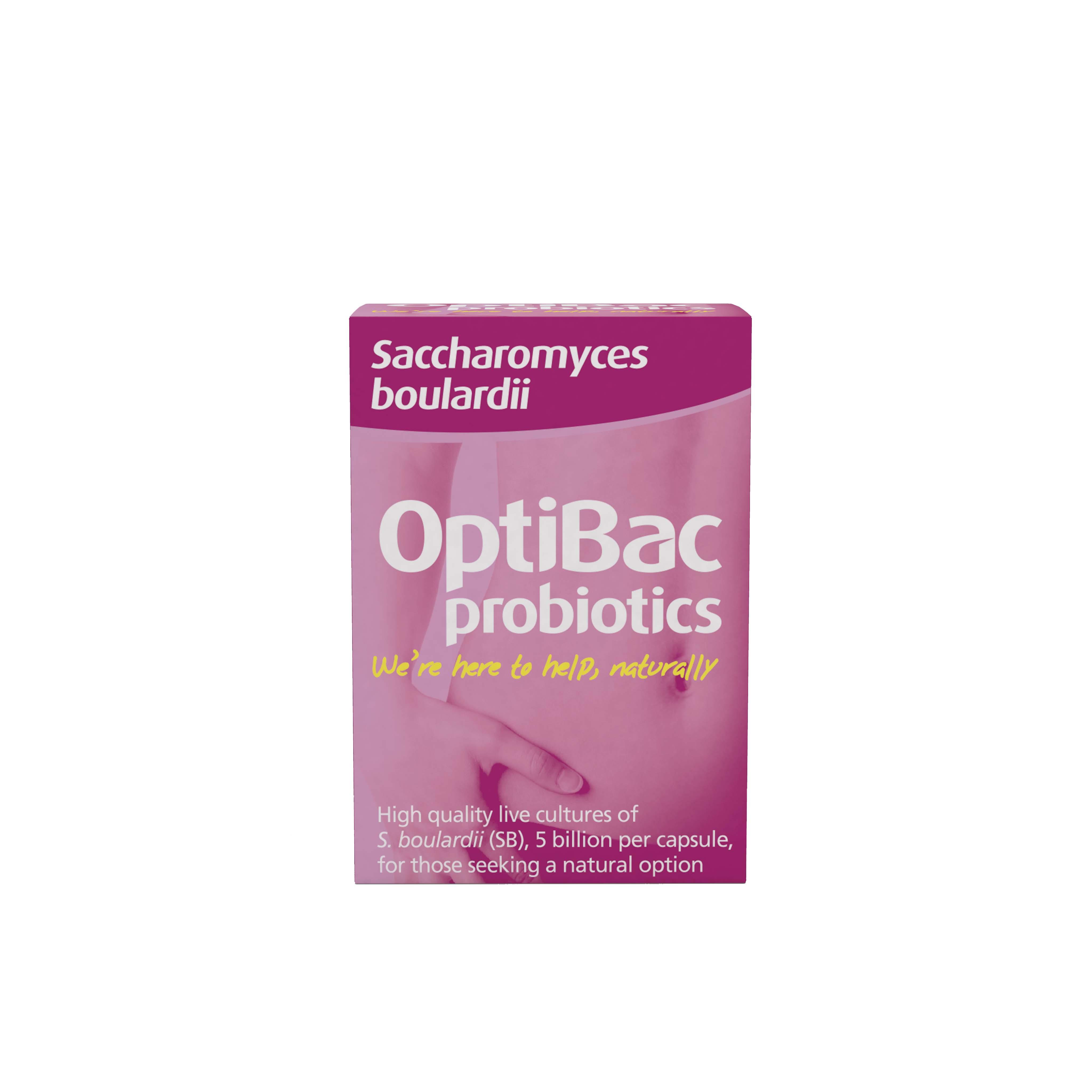 Saccharomyces Boulardii 16's