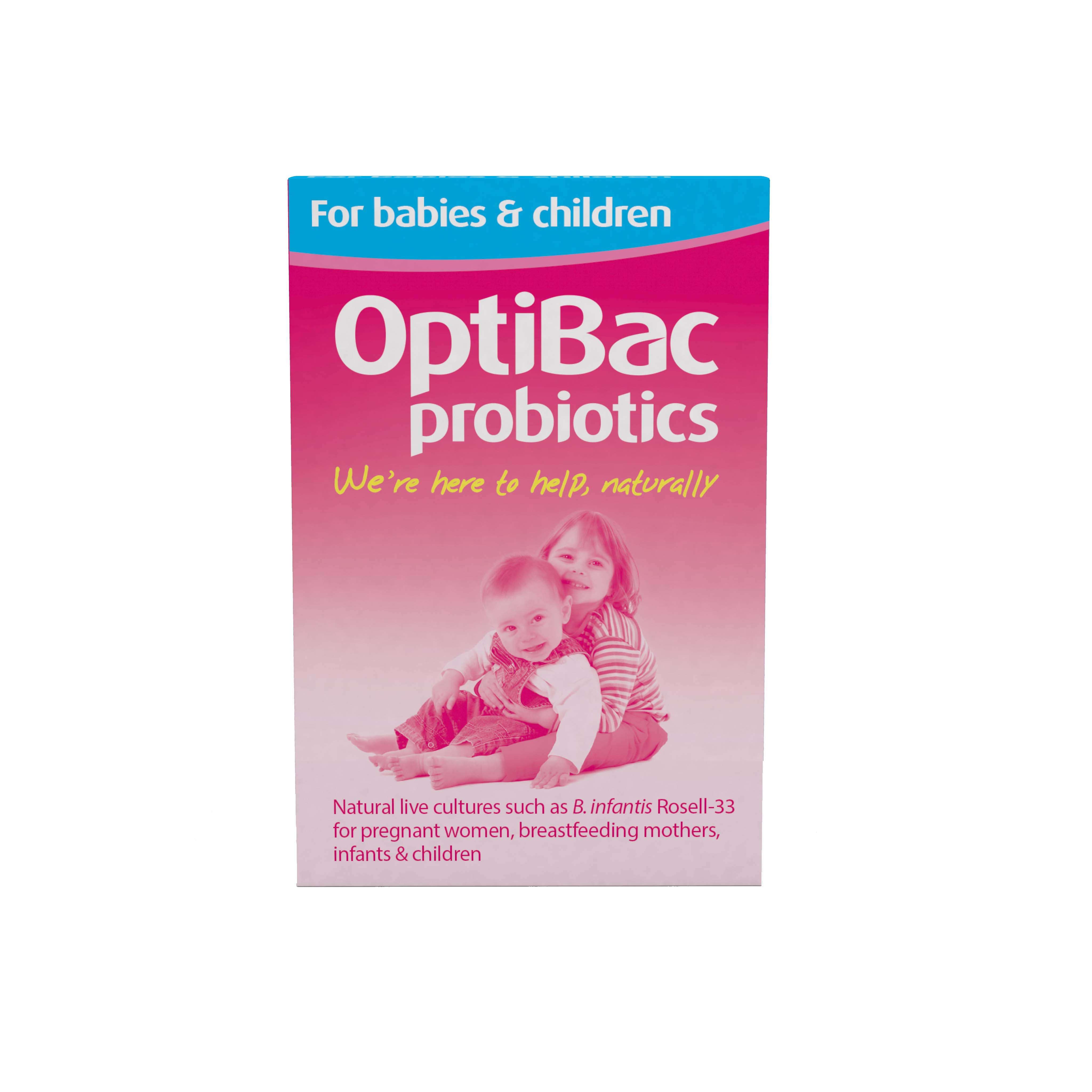 For Babies & Children 30 sachets