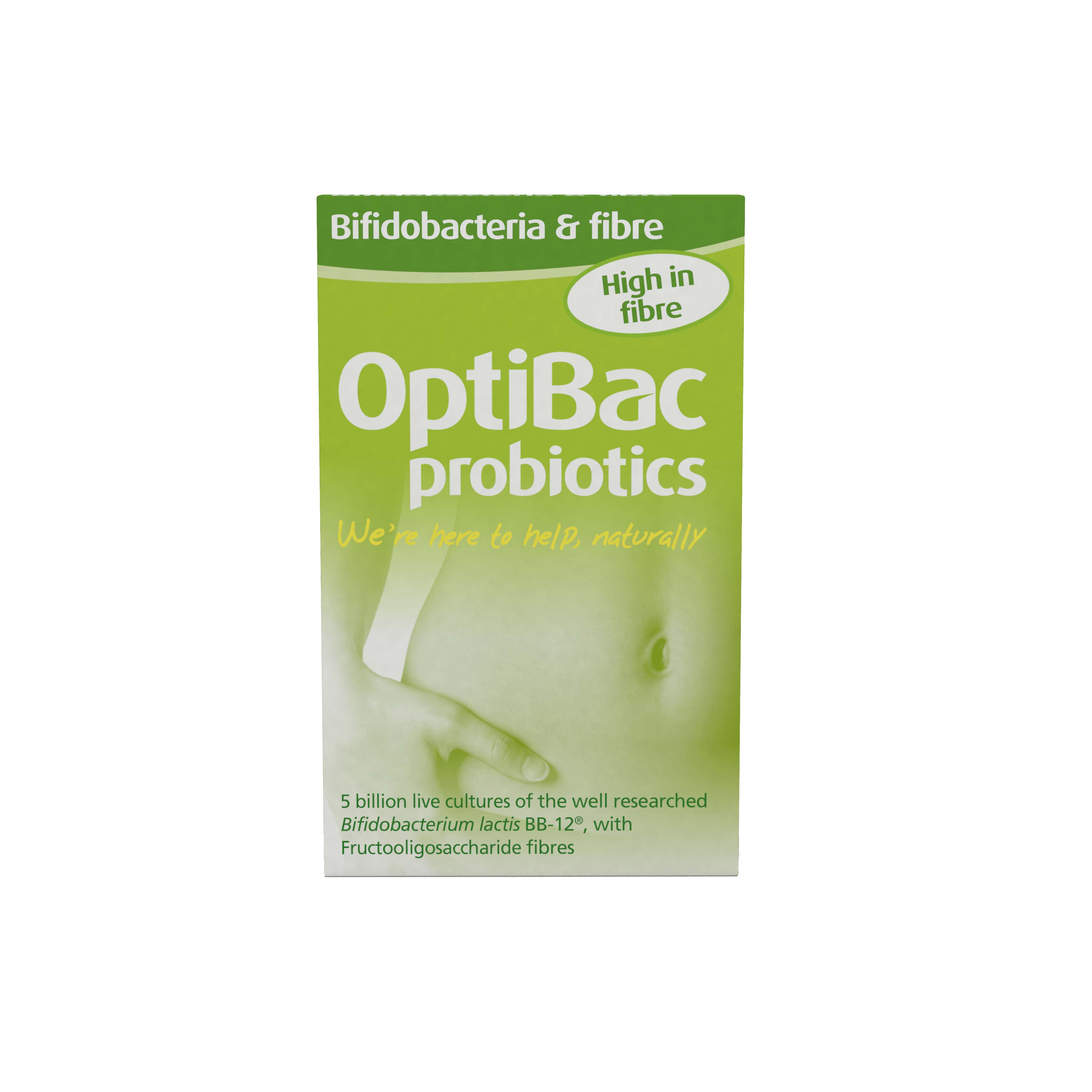 Bifidobacteria & Fibre (For Maintaining Regularity) 10 sachets