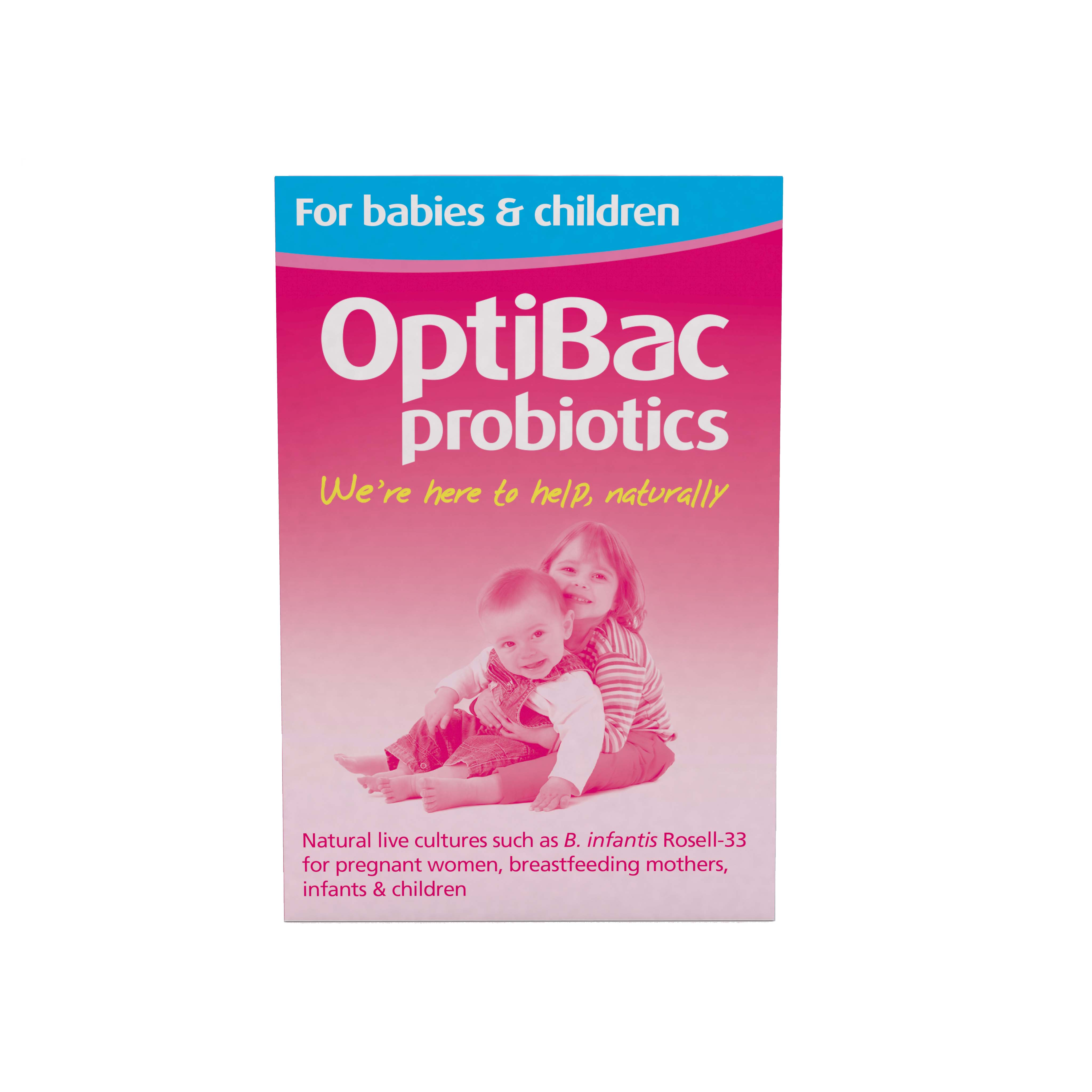For Babies & Children 90 sachets