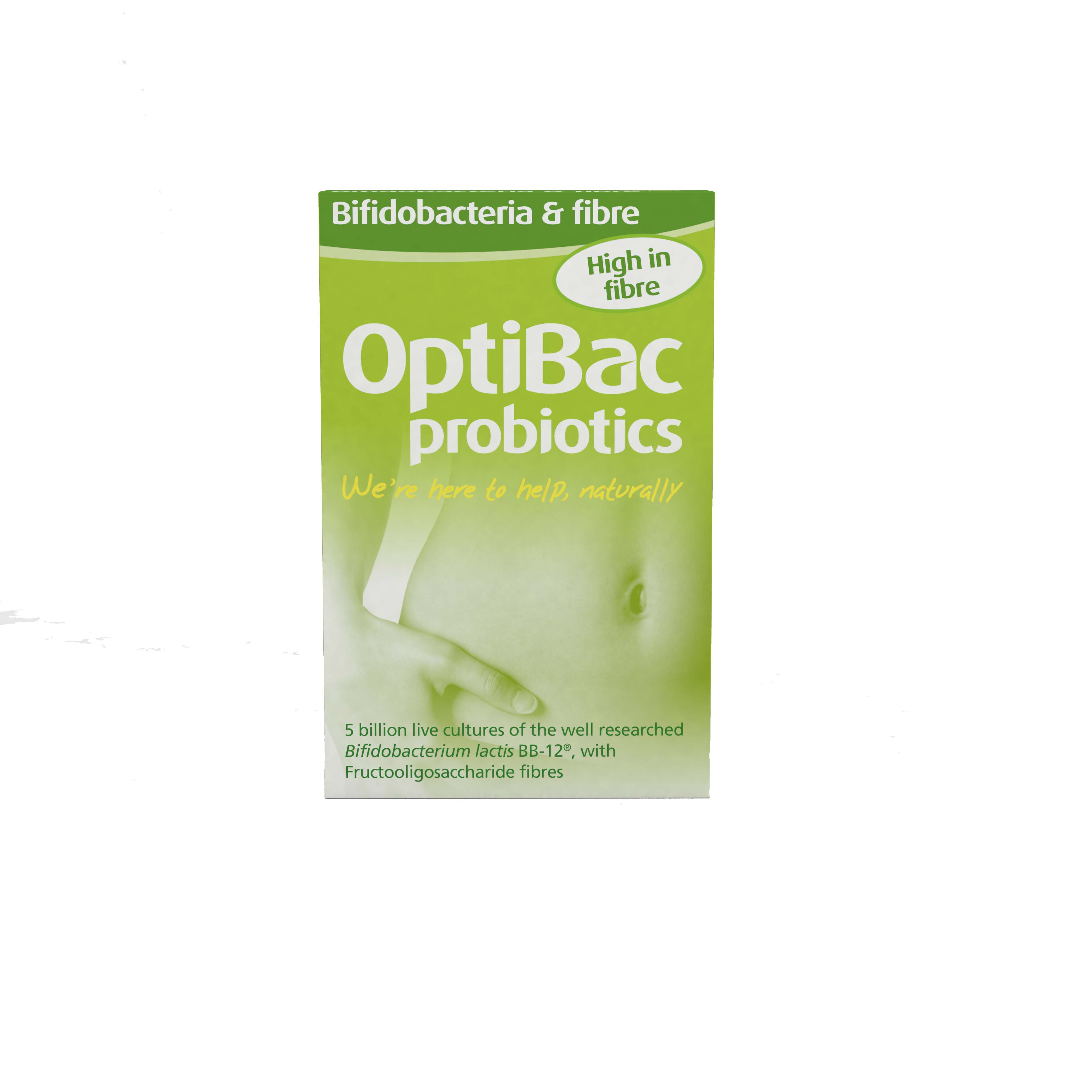 Bifidobacteria & Fibre (For Maintaining Regularity) 30 sachets
