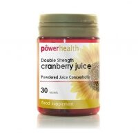Double Strength Cranberry Juice 4500mg 30's
