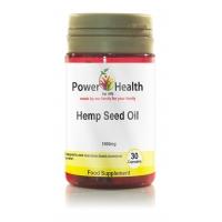 Hemp Seed Oil 1000mg + Vitamin E 10mg 30's