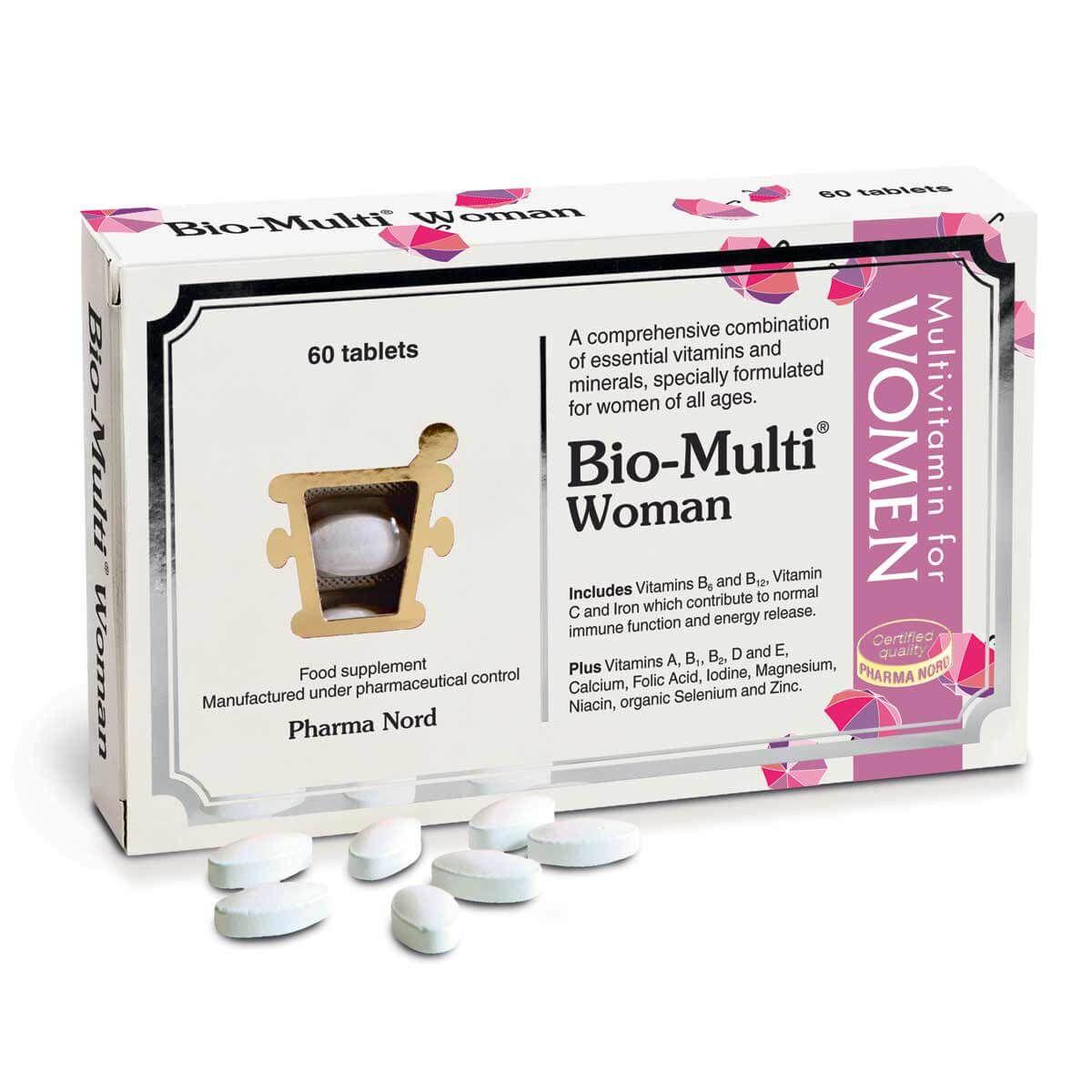 Bio-Multi Woman 60's