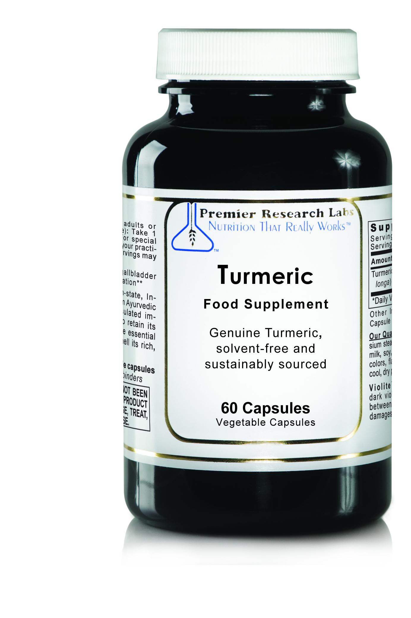 Turmeric 60's