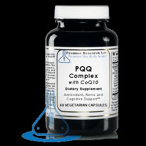PQQ Complex with CoQ10 60's