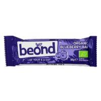Beond Organic Blueberry Bar 35g SINGLE