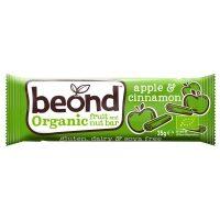 Beond Organic Apple Cinnamon Bar 35g SINGLE