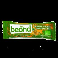 Beond Organic Baobab Pineapple Bar 35g SINGLE