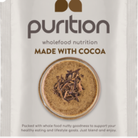 Wholefood Nutrition With Cocoa CASE 8 x 40g