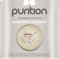 Wholefood Nutrition With Coconut CASE 8 x 40g