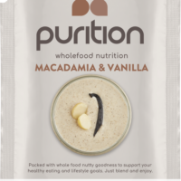 Wholefood Nutrition With Macadamia & Vanilla CASE 8 x 40g