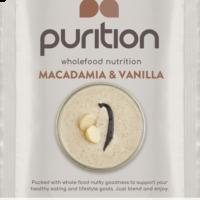 Wholefood Nutrition With Macadamia & Vanilla SINGLE SACHET 40g
