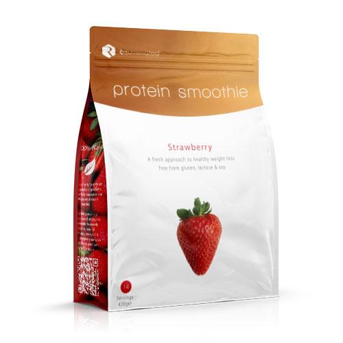 Protein Smoothie Strawberry 420g