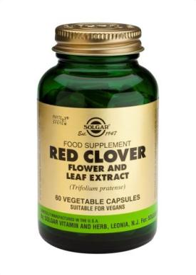 Red Clover Flower & Leaf Extract 60's