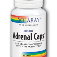 Adrenal Caps 170mg 60's