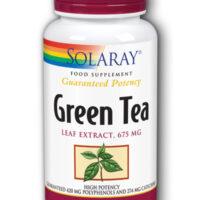 Green Tea 675mg 60's
