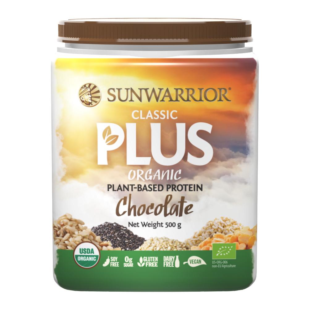 Classic PLUS Organic Protein Chocolate 500g