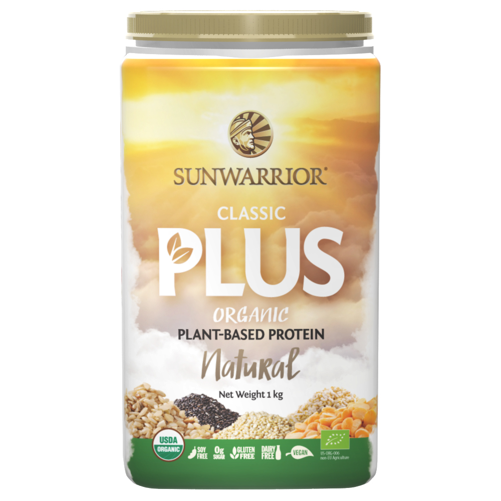 Classic PLUS Organic Protein Natural 1kg