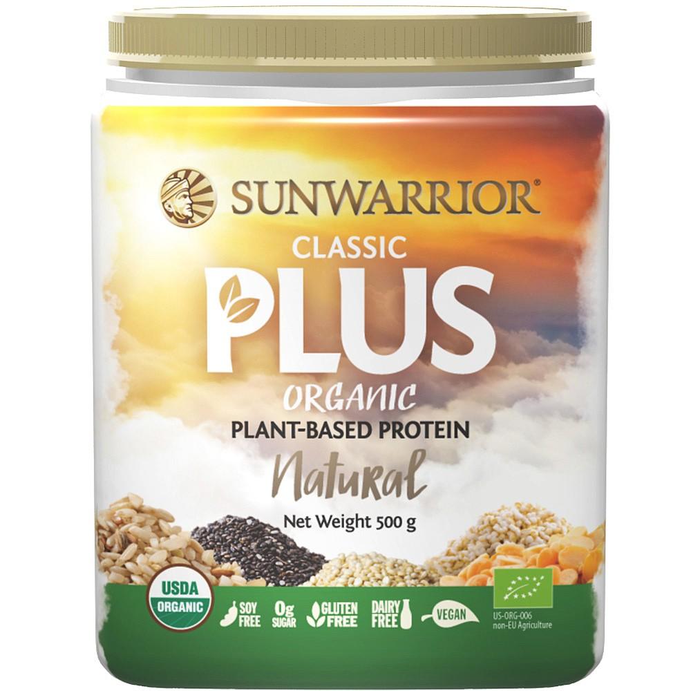 Classic PLUS Organic Protein Natural 500g