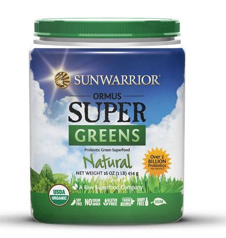 Ormus Super Greens Natural 454g