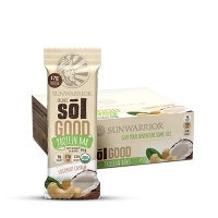 Sol Good Protein Bar Coconut Cashew 62g (PACK OF 12)