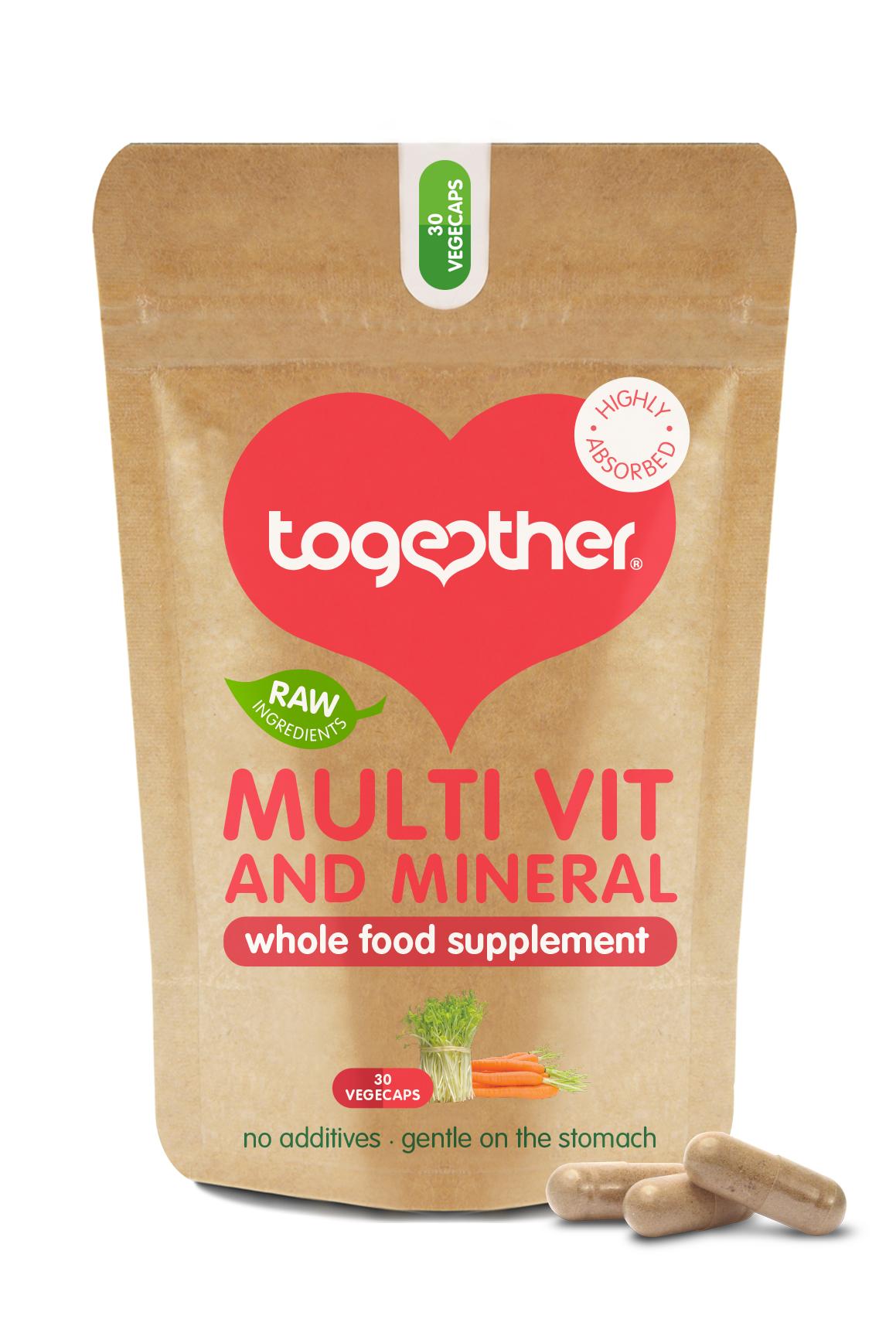 Multi Vit and Mineral 30's