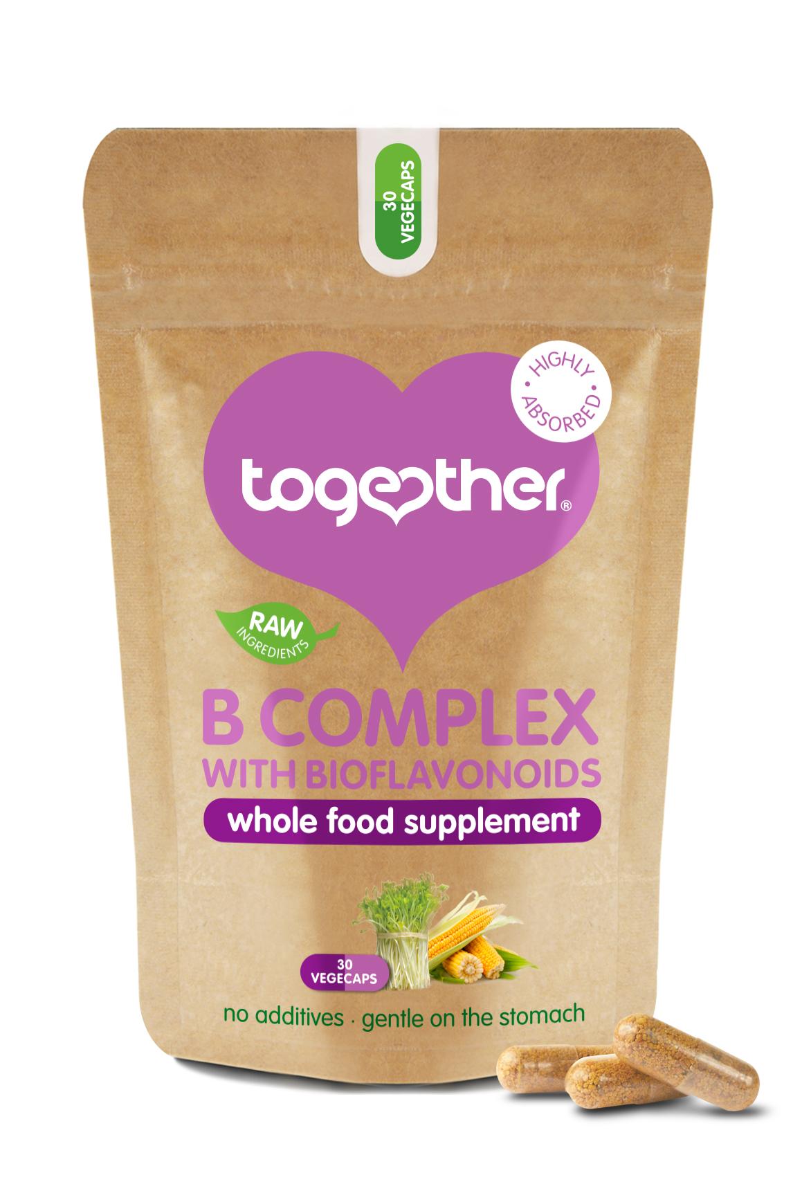 B Complex with Bioflavonoids 30's