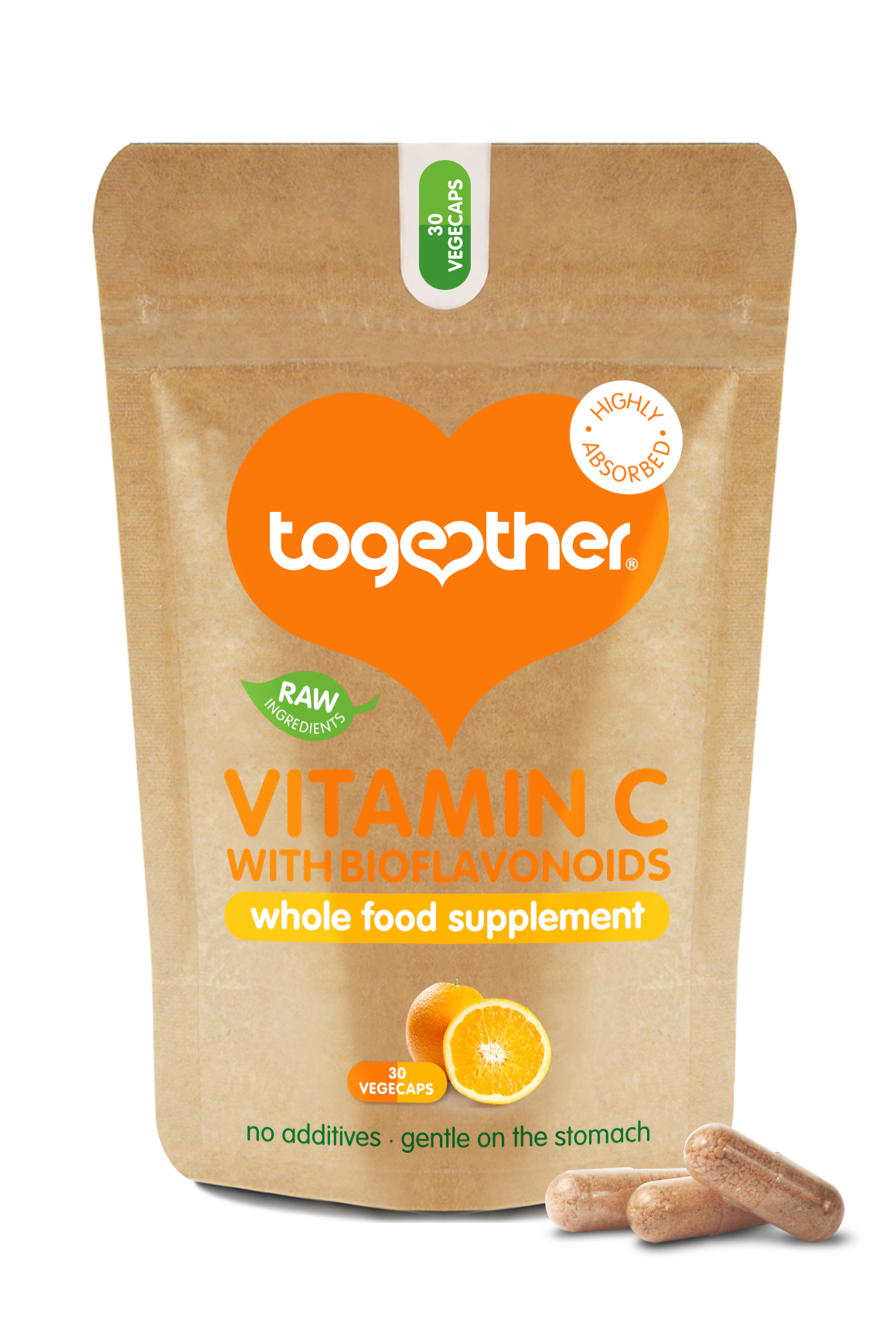 Vitamin C with Bioflavonoids 30's