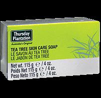Tea Tree Skin Care Soap 115g
