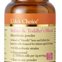 Babies & Toddler's Blend Microbiotic Powder 75g