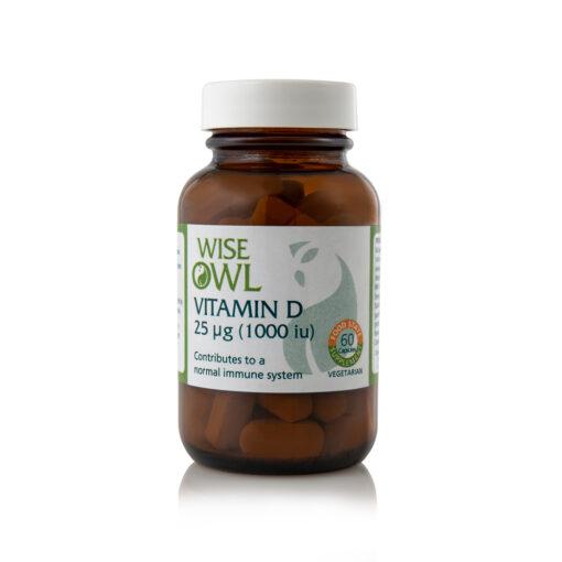 Vitamin D3 2000iu 60's