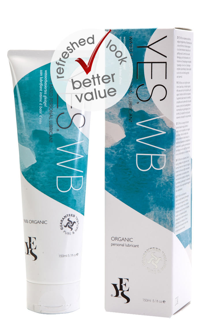 YES WB Water Based 50ml