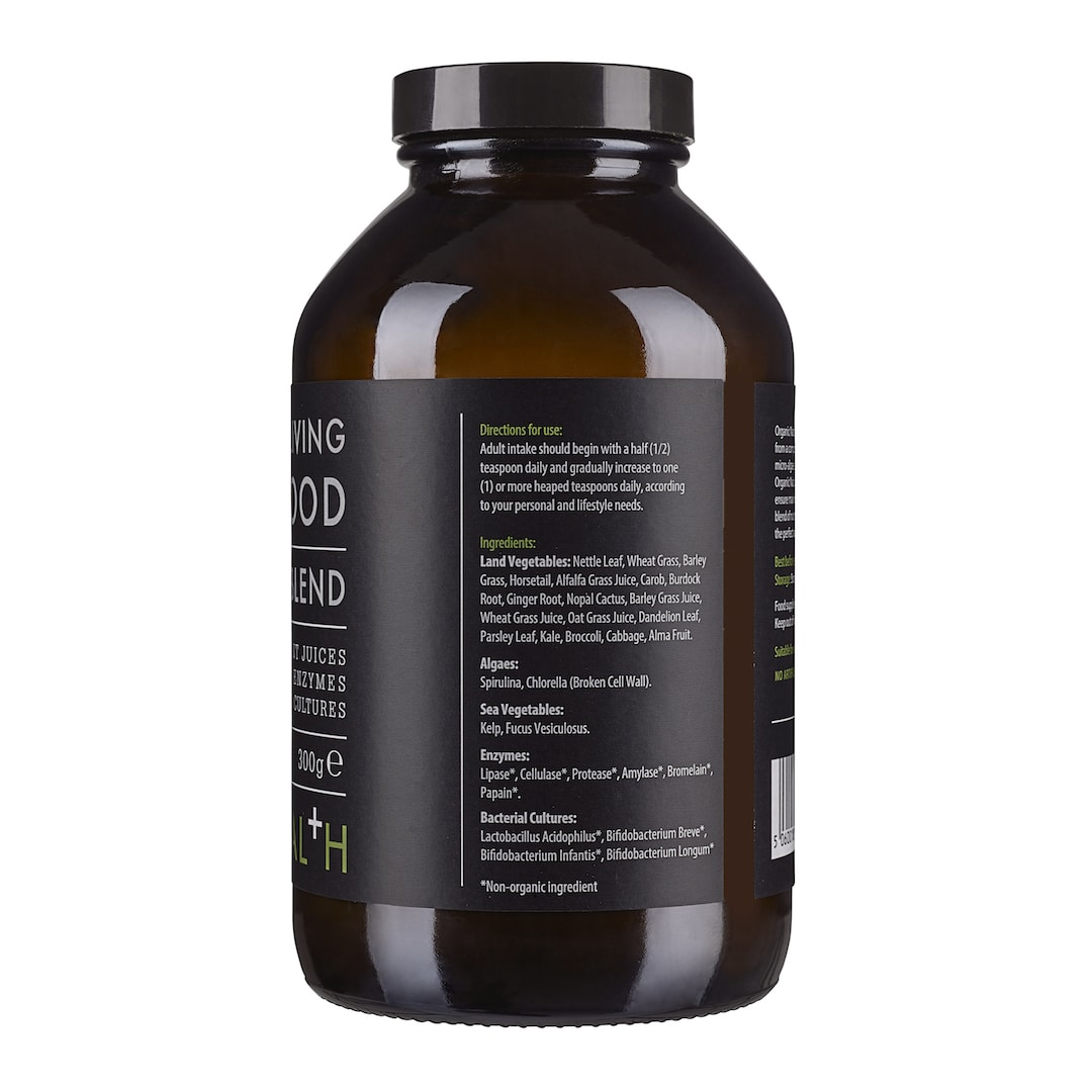 Nature's Living Organic Blend Superfood 300g