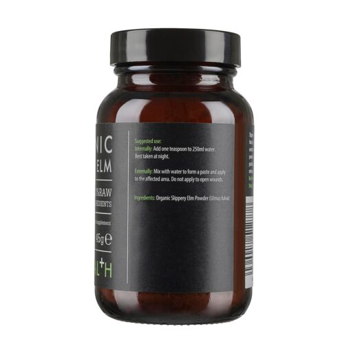 Organic Slippery Elm Powder 45g