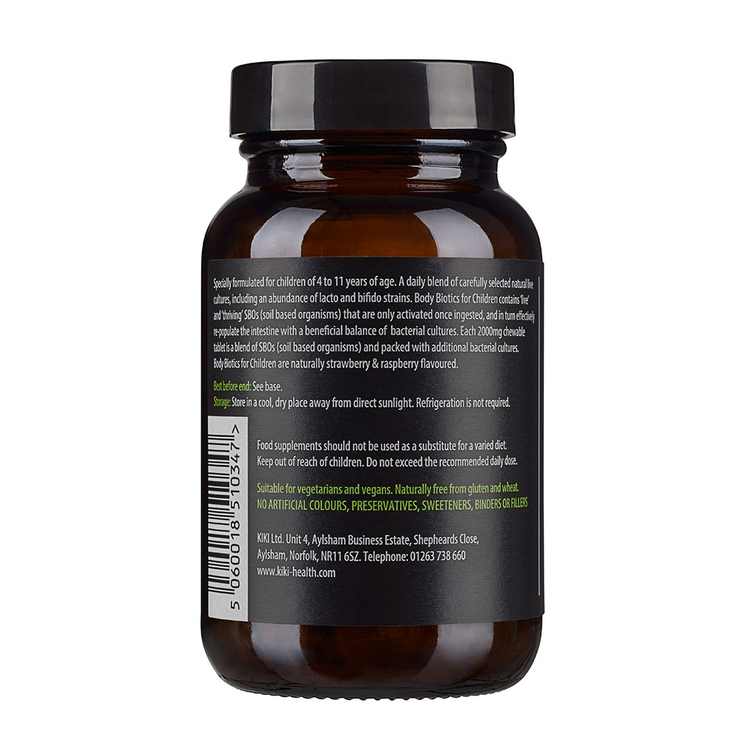 Body Biotics for Children 2000mg 30's (Currently Unavailable)