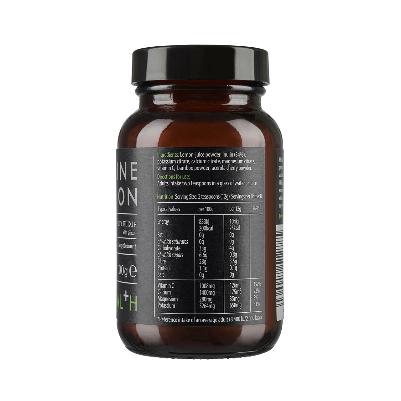 Alkaline Infusion Powder 100g (Currently Unavailable)