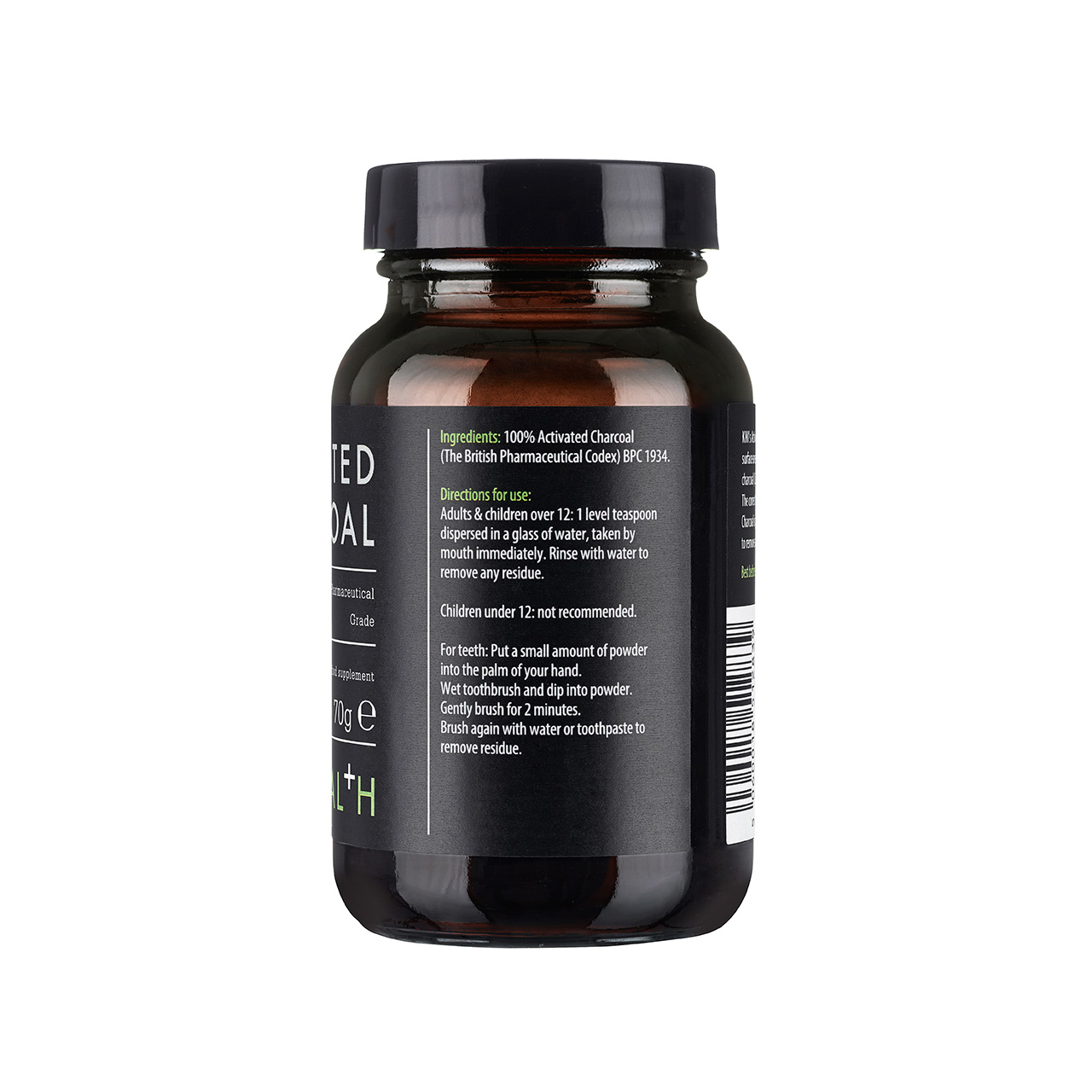 Activated Charcoal Powder 70g