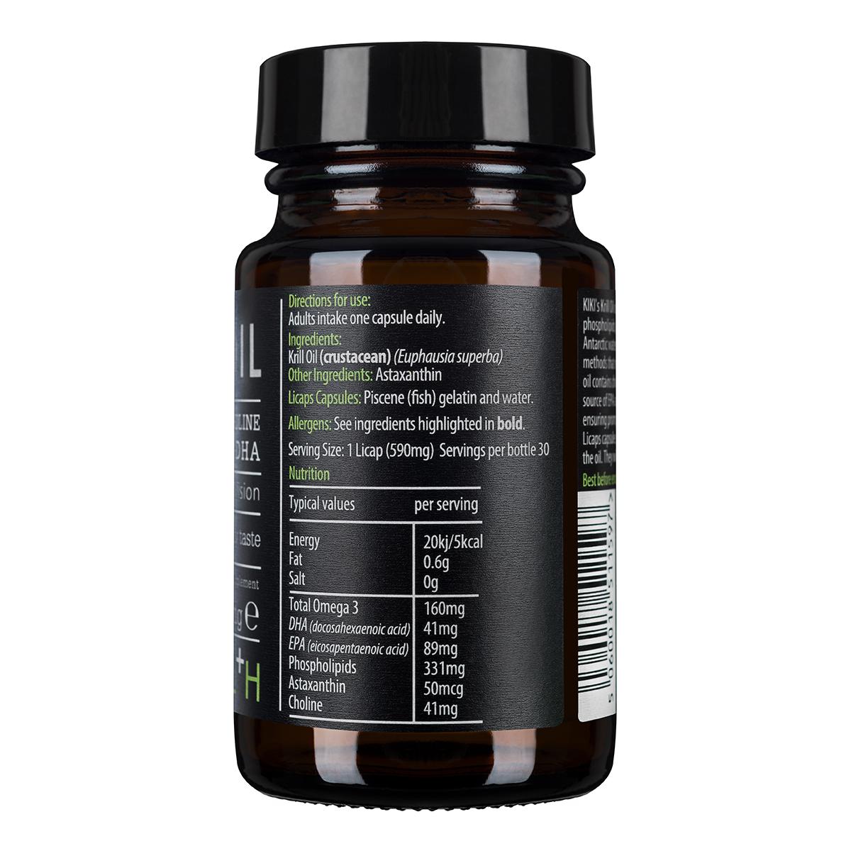 Krill Oil 30's