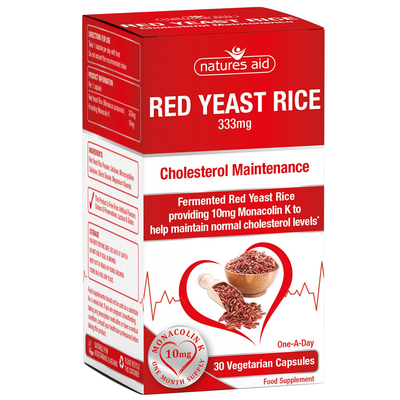 Red Yeast Rice 333mg 30's