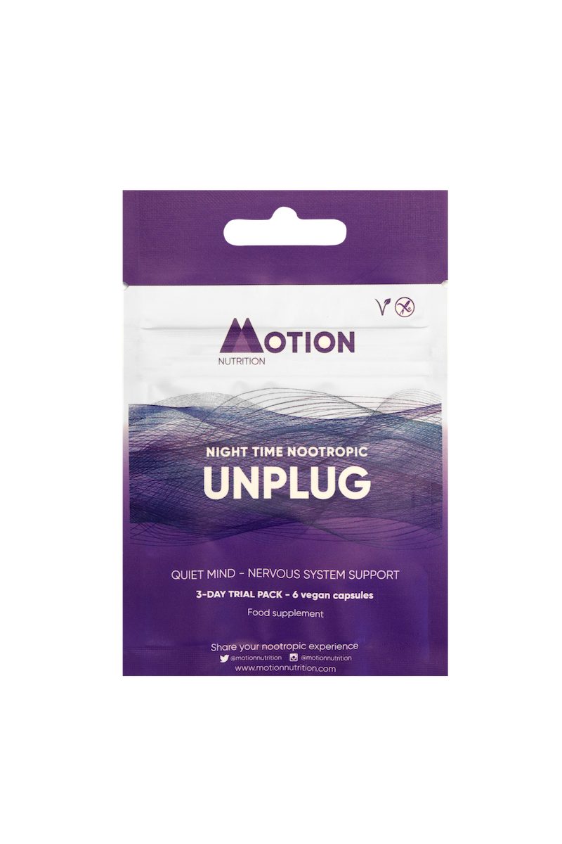 Unplug Trial Packs 12s (CASE)