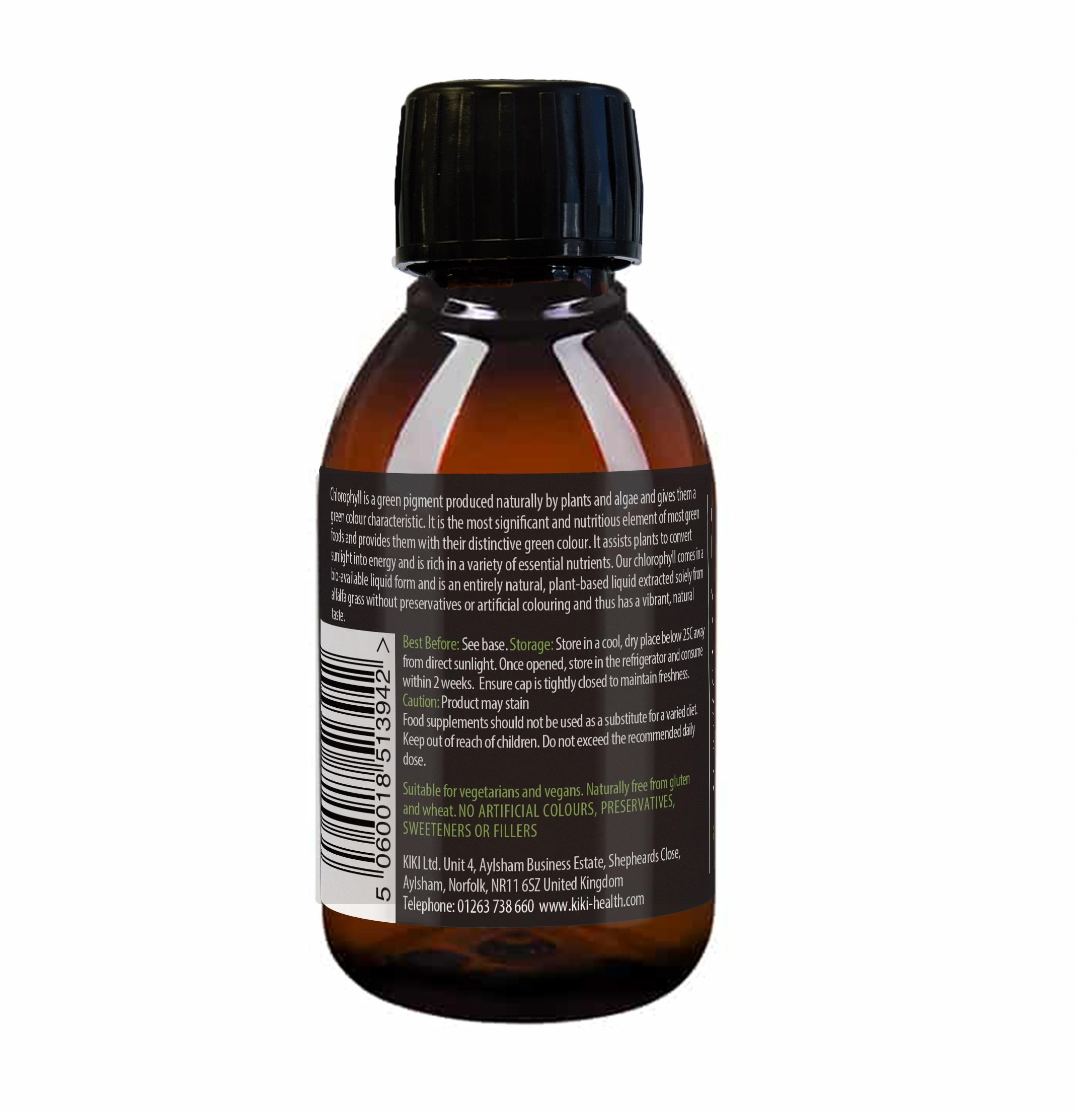 Liquid Chlorophyll 125ml