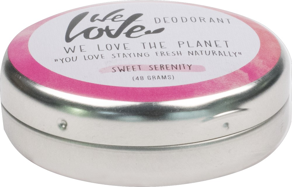 We Love Deodorant Sweet Serenity 48g