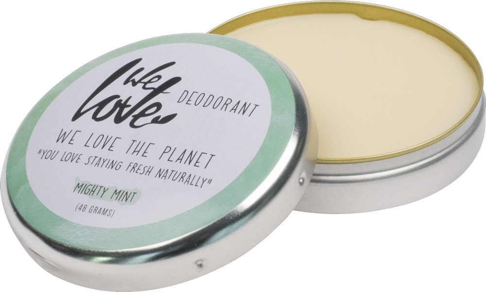 We Love Deodorant Mighty Mint 48g