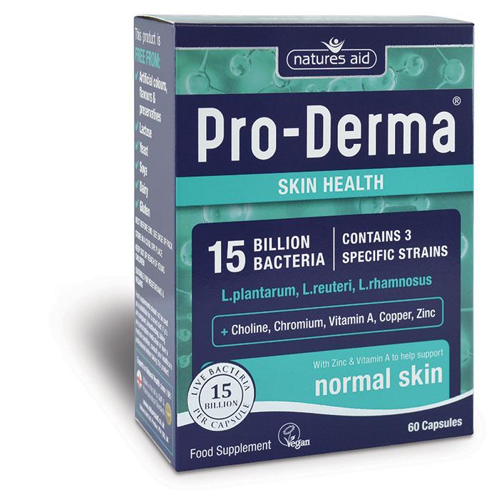 Pro-Derma Skin Health 60's