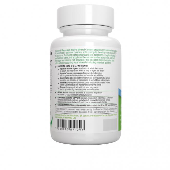 Calcium & Magnesium Bone Support Formula 90's